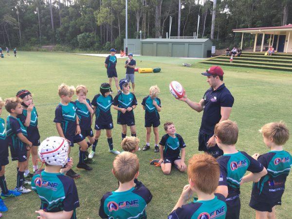 Flinders Rugby Club - Training