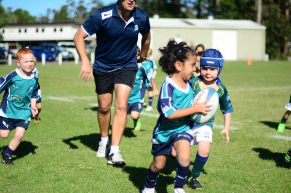 Flinders Rugby Club - Game Day